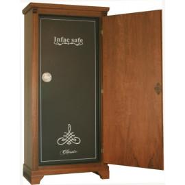 coffre fort infac safe meuble bois capital14 provence tir. Black Bedroom Furniture Sets. Home Design Ideas